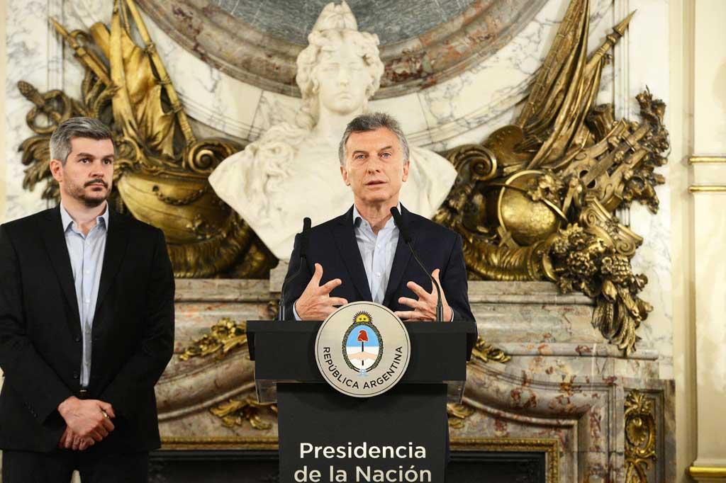 Macri ajusta el Estado por decreto y busca ahorrar más de $20.000 millones