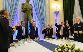 El Gobierno da una suba salarial de 20% a las Fuerzas Armadas