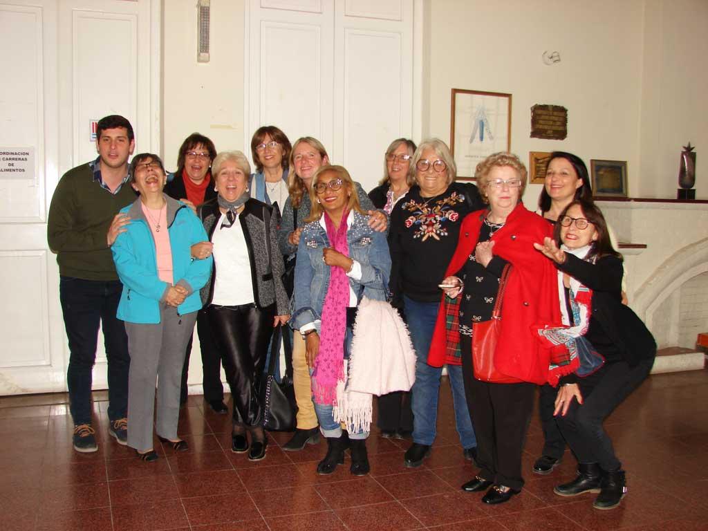"""Presentaron el Proyecto """"Un viaje por la Lombardía italiana y el Tesino suizo"""