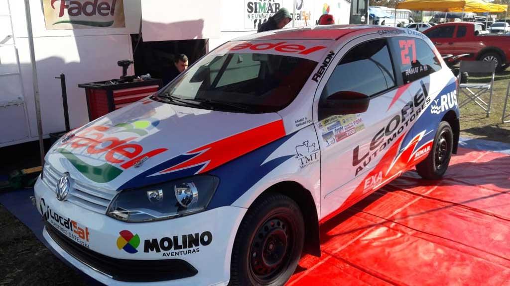Más protagonistas se suman al Rally Santafesino