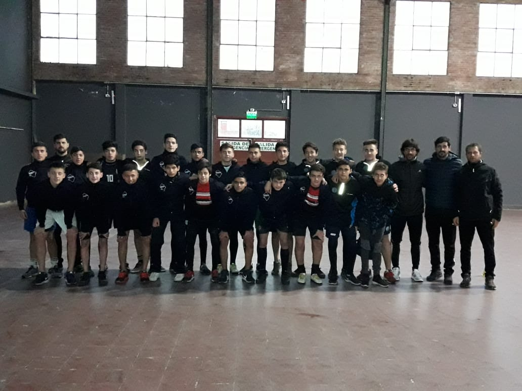 Fútbol: comenzaron los entrenamientos de la Sub 15