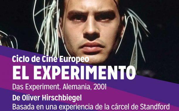 El Experimento en el Cine Club en