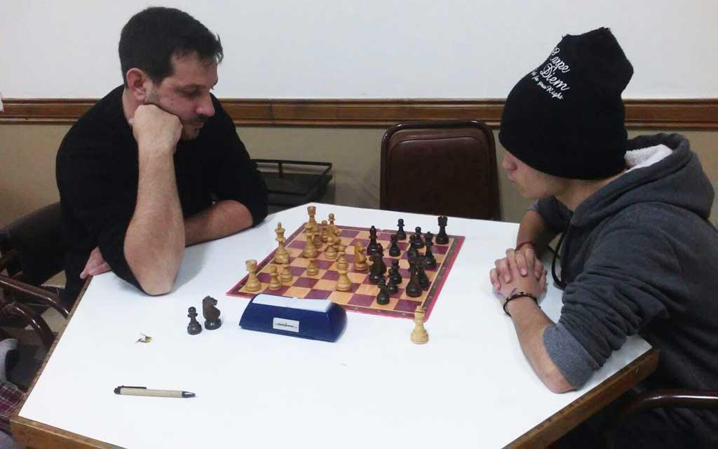 Ajedrez: Diego Roche se consagró Campeón del Torneo de segunda