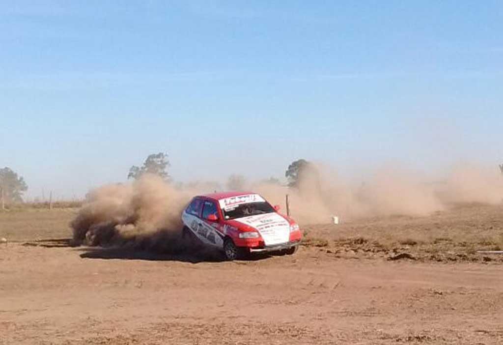 Rally Santafesino: Araguas se impuso en la competencia de Murphy