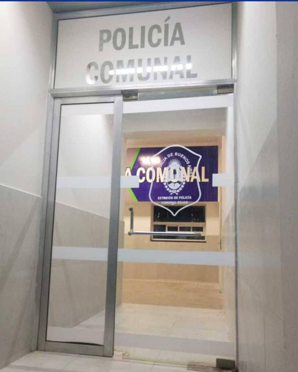 Presentaron obras de remodelación en la Comisaría local