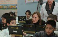 Más de 2.500 escuelas ya cuentan con conectividad a internet en la Provincia