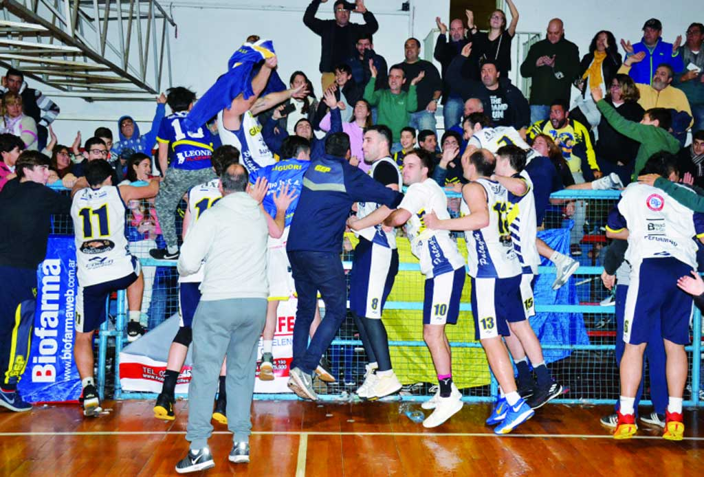 Gimnasia, con gran aporte de Pablo Danloy, se coronó campeón del Apertura