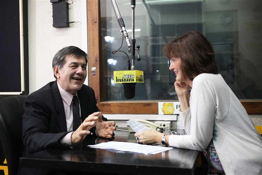 Miranda Lugano en FM Tiempo: