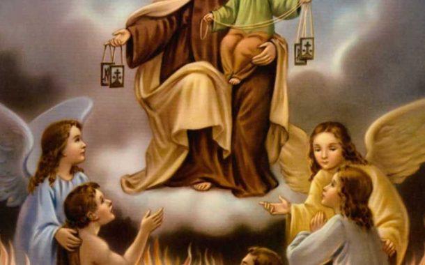 Se conmemora la fiesta de la Virgen del Carmen