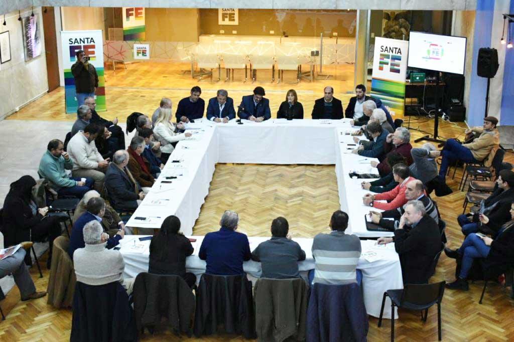 Provincias lecheras se reunieron y analizaron la situación del sector