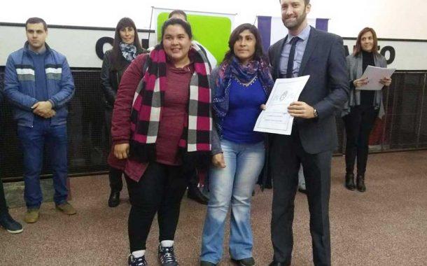 Entregan más de 50 escrituras sociales en Salto