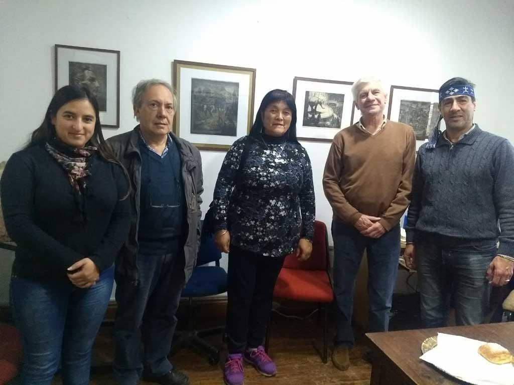 El próximo 22 comienza el curso de cultura y telar mapuche