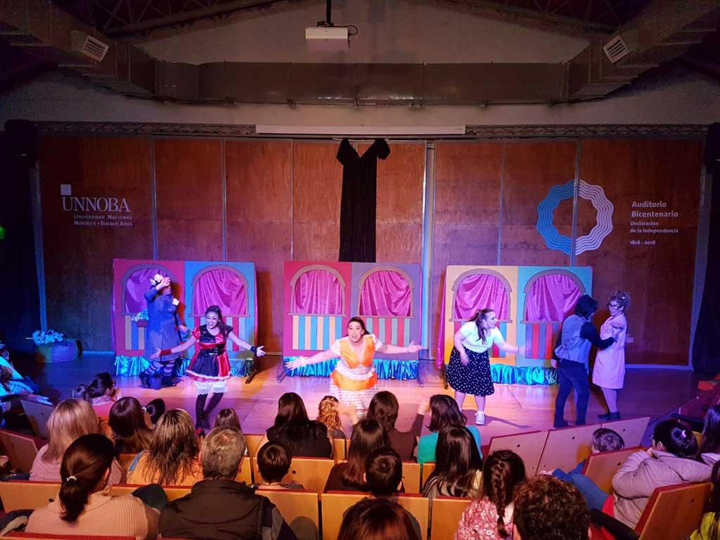 UNNOBA: actividades para niños durante las vacaciones de invierno