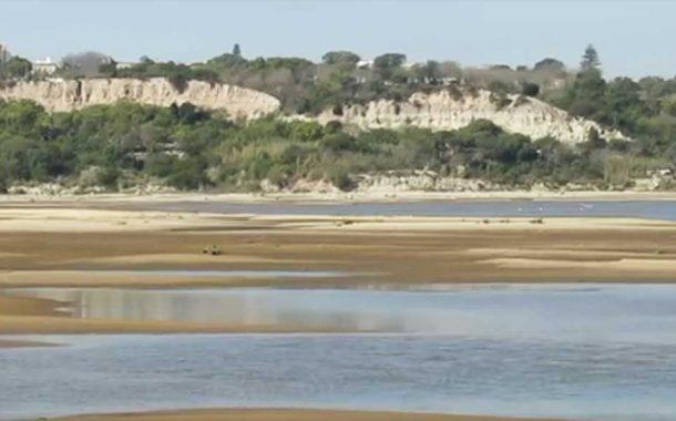 """Aseguran que la bajante del río Paraná es """"comparable a la de 2009"""""""