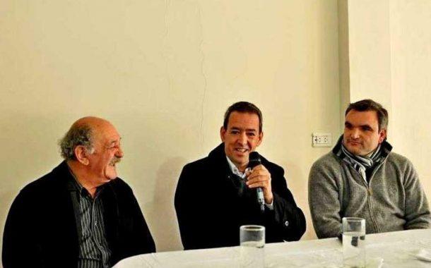 Vidal oficializó a Baleztena en el cargo de Contador General de la Provincia