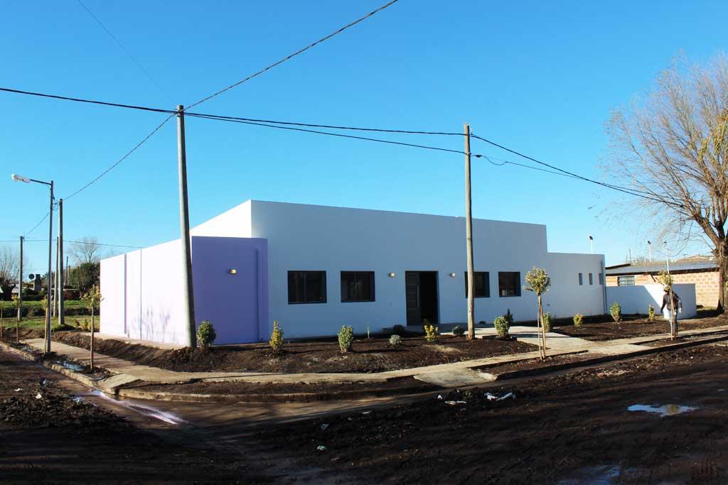 El lunes inaugurarán el Centro Comunitario Santa Rita