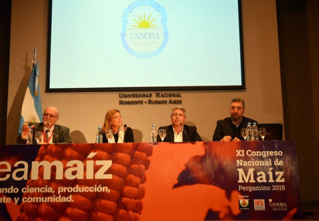 """Martínez: """"Pergamino tiene que ser un gran polo industrial a nivel mundial"""""""
