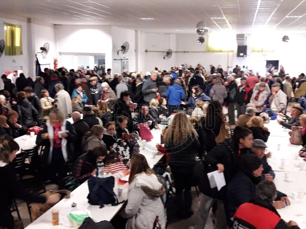 Juegos Bonaerenses: Se llevó a cabo la etapa regional de los abuelos