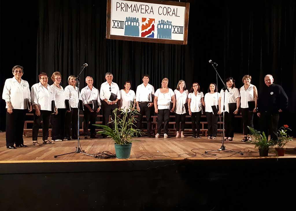 La Agrupación Coral Carabelas celebra sus 20 años
