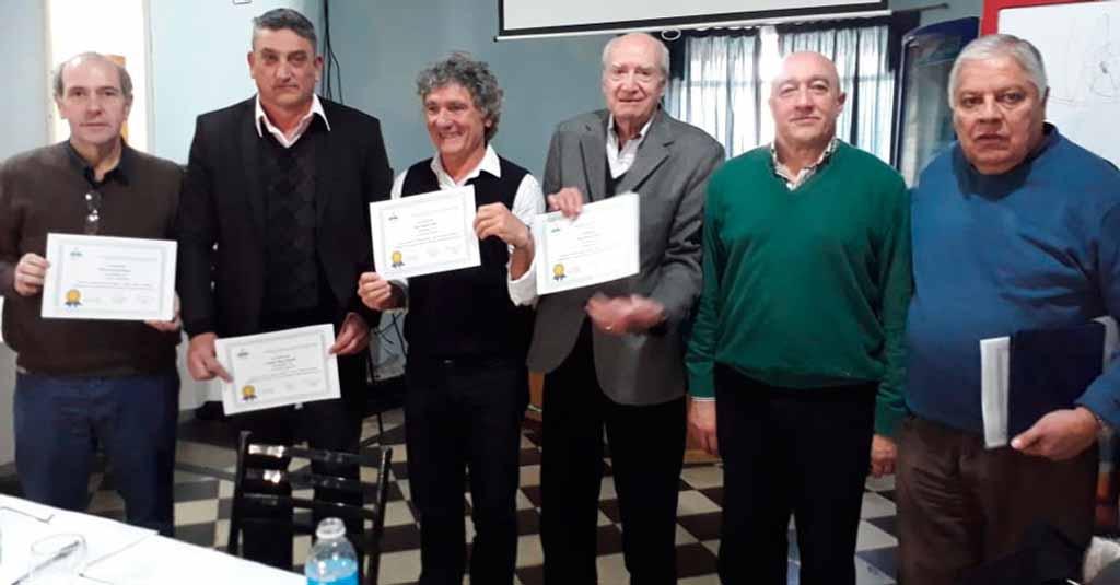 Capacitación a mutuales ferroviarias en Casilda a cargo de la FAMUFER y el CGCyM