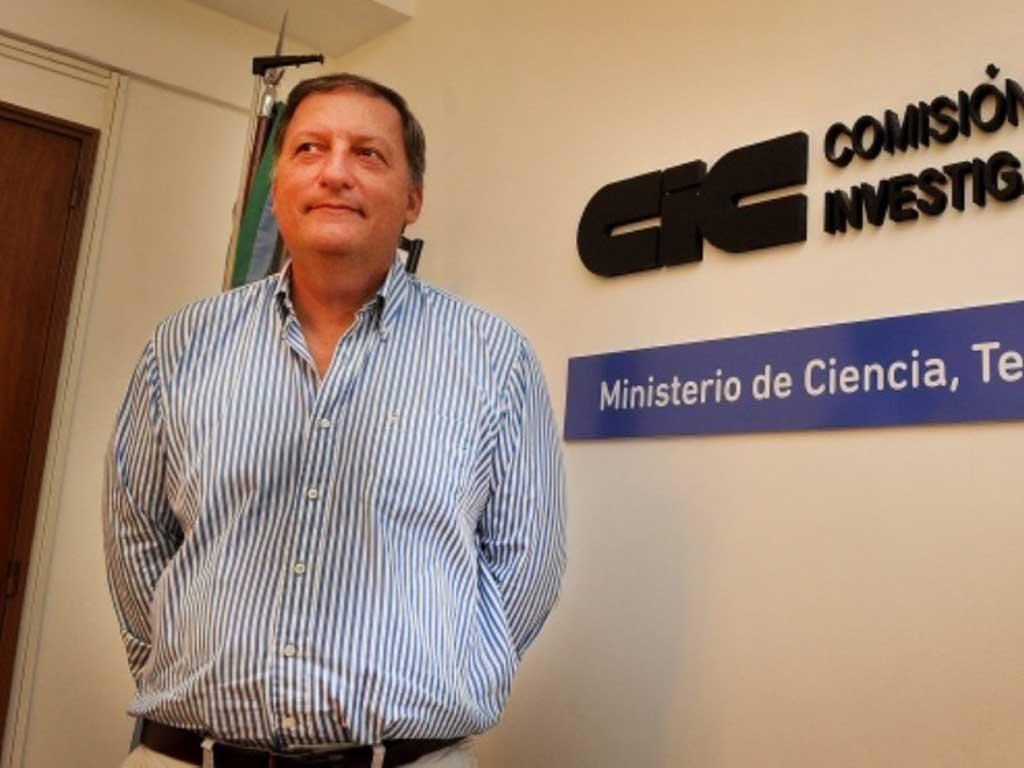 Renunció el presidente de la Comisión de Investigaciones Científicas