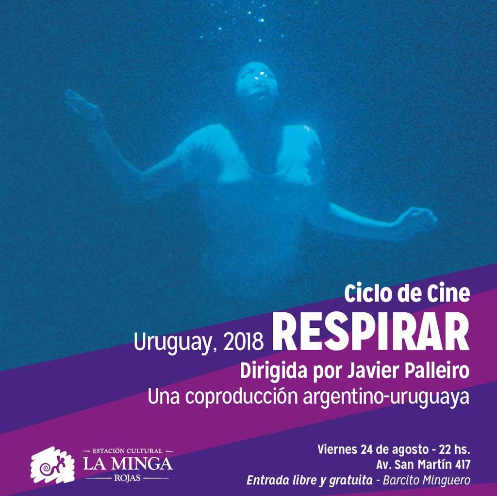 """Respirar"" en el Cine Club de La Minga"