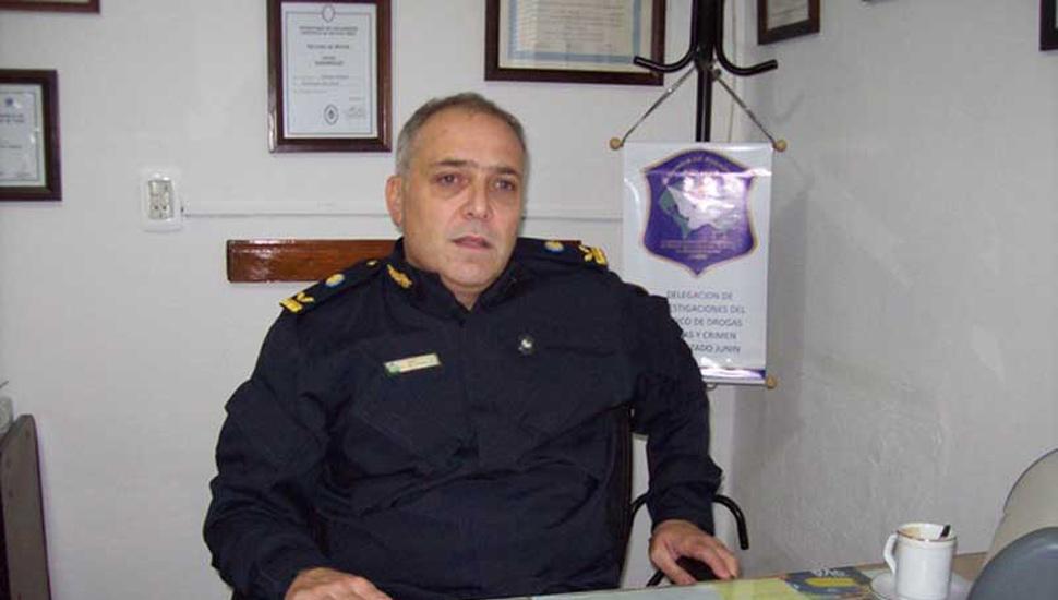 Renunció el superintendente de investigaciones de la Policía