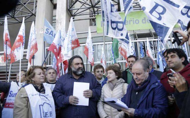 Vidal convocó a los docentes a una nueva paritaria para el jueves próximo