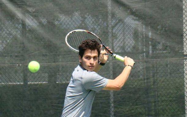 Tenis: El rojense Joaquin Rodriguez fue becado por la Universidad Nacional de Florida
