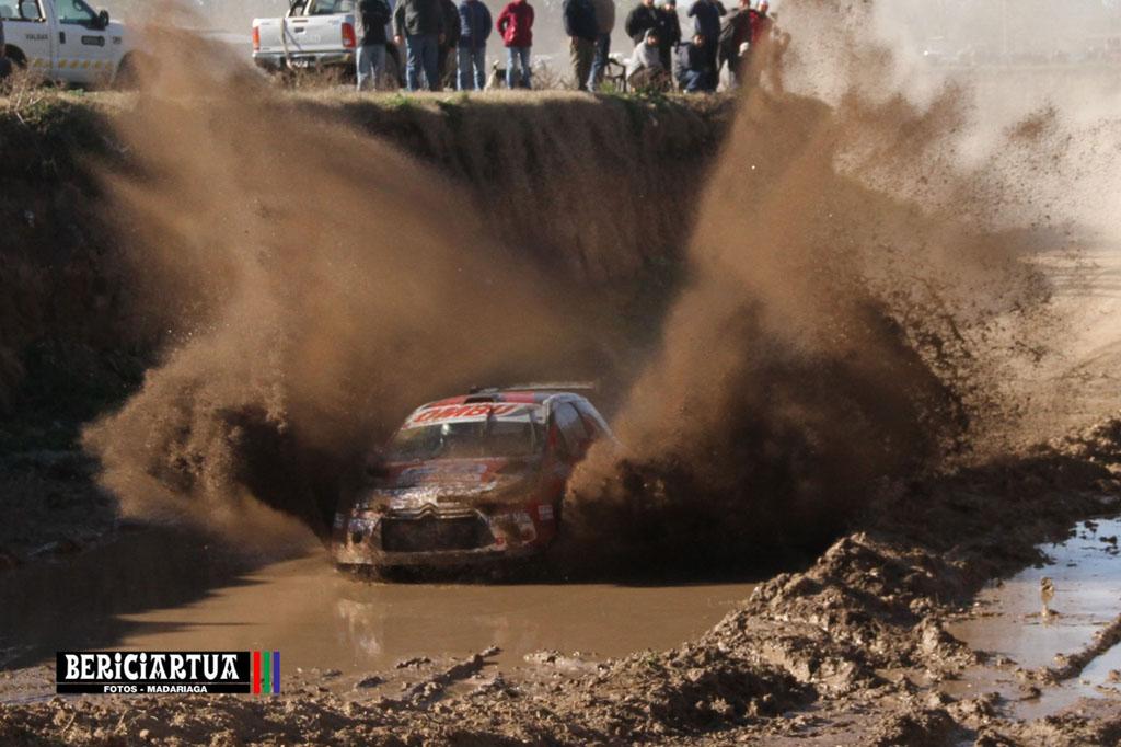 """Rally Mar y Sierras: Dos triunfos locales le """"pusieron el moño"""" a un gran fin de semana"""