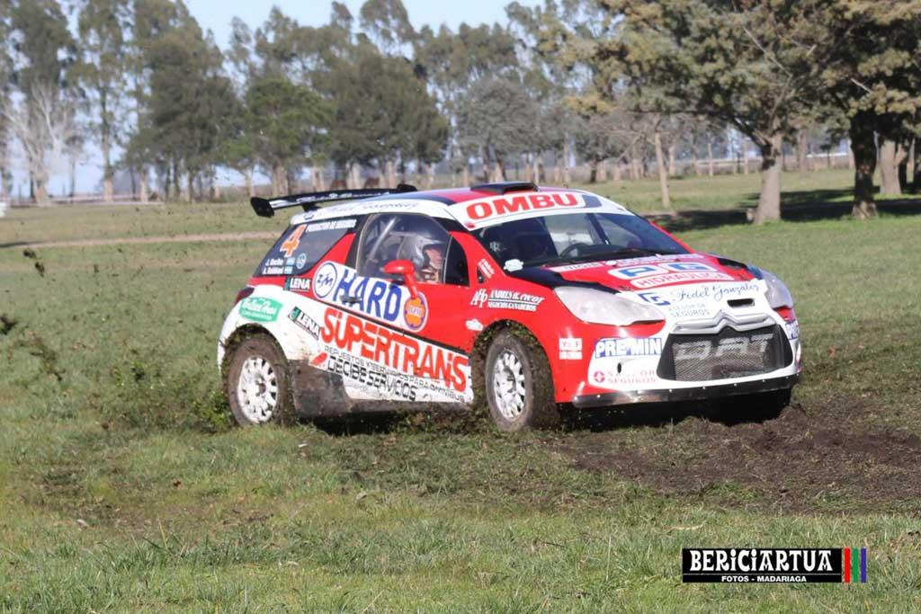 Rally Mar y Sierras: así están los campeonatos tras la fecha de Dolores