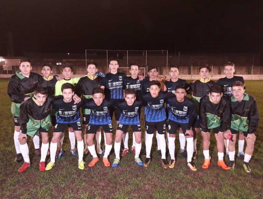 Fútbol: la Selección Sub 15 cayó ante Chivilcoy