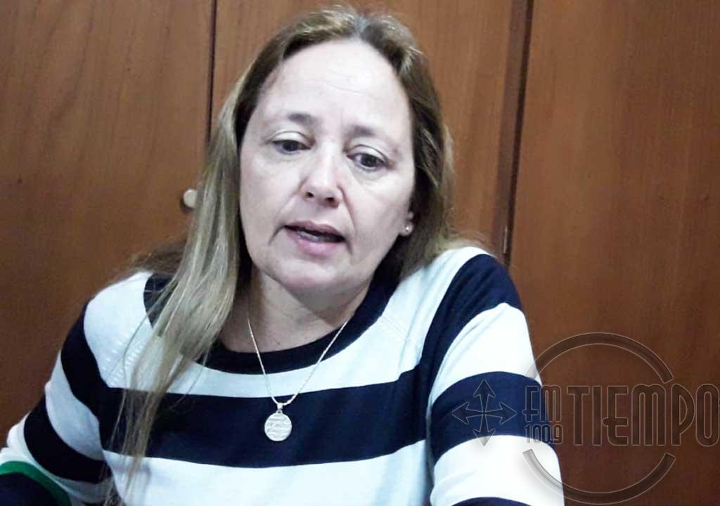 Silvina Fernandez, sobre casos de enterovirosis en el San José: