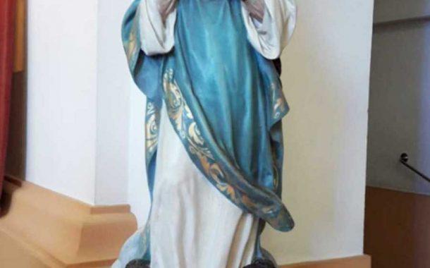 Se conmemora el día de la asunción de la Virgen