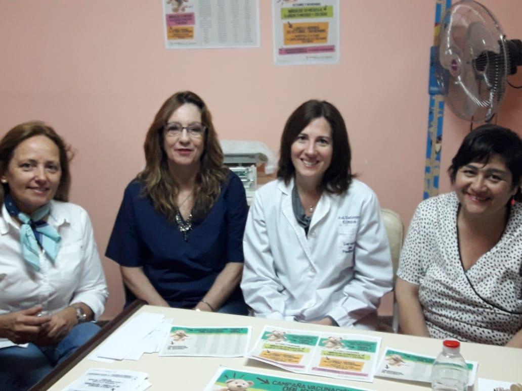 El 1º de octubre comienza la campaña de vacunación obligatoria triple viral