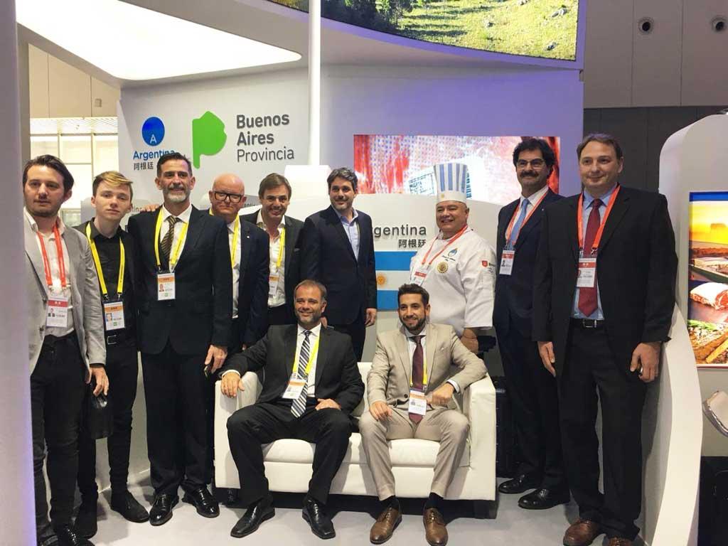 Destacan oportunidades para empresas de Buenos Aires en provincia china