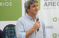Durañona reiteró sus deseos de ser gobernador de la Provincia