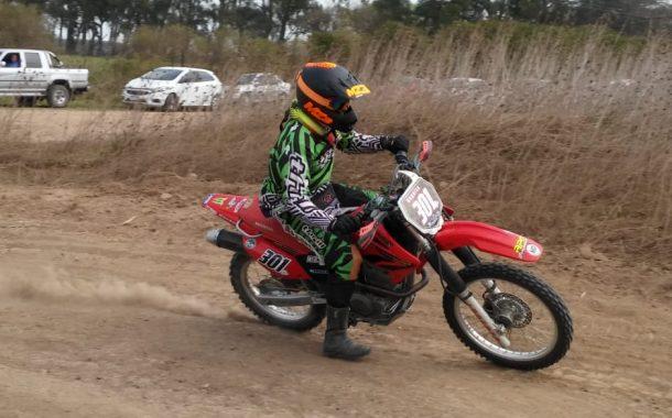 Rally Santafesino: Farías se consagró subcampeón en motos; Ramat ganó la última fecha