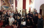 La Virgen Peregrina de Luján está en nuestra ciudad