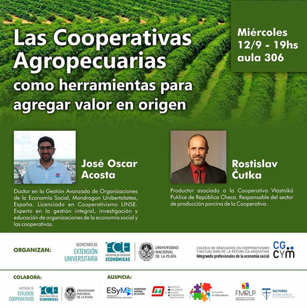 Las cooperativas agropecuarias como herramientas para agregar valor en origen