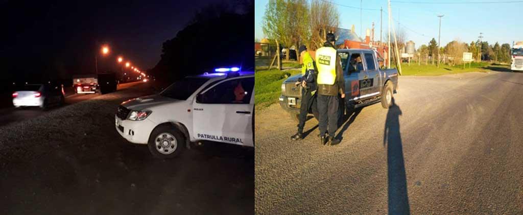 Operativos preventivos: secuestraron tres automóviles