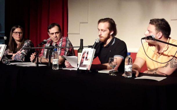 """Presentaron """"Literales ausencias"""", la antología poética póstuma de Juan Carlos Llauradó"""