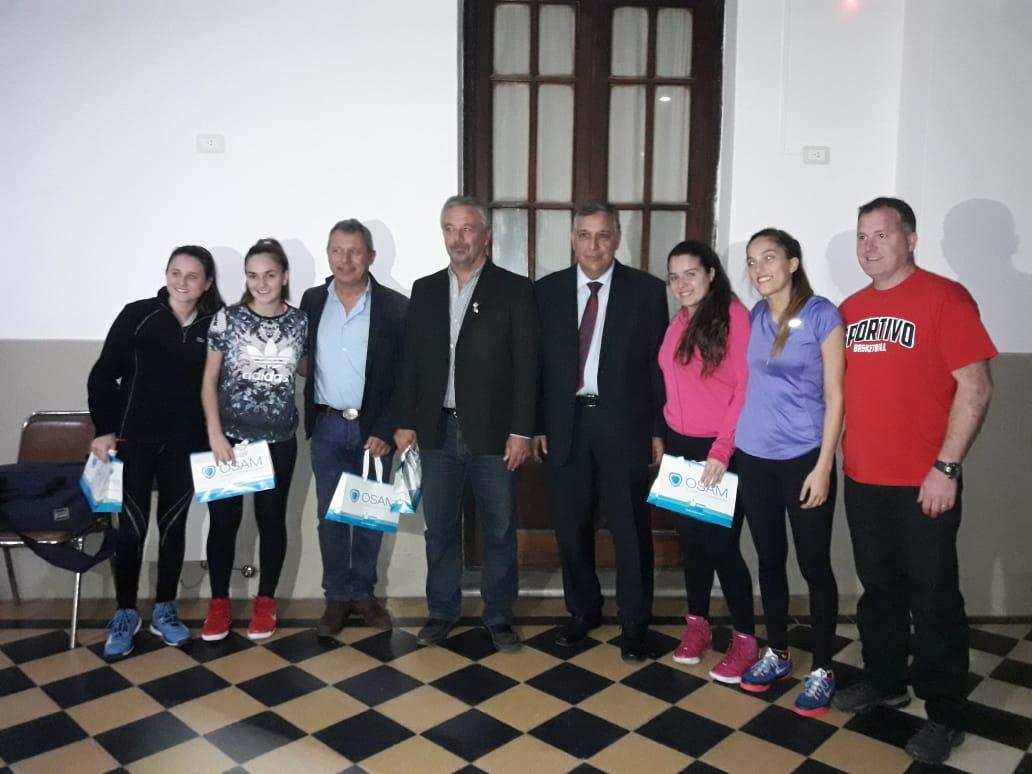 Básquet: Fue presentando el torneo provincial femenino U19