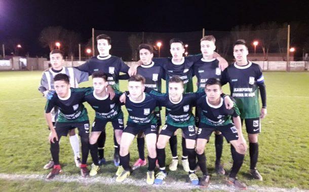 Fútbol: la selección sub 15 ganó y pasó de ronda