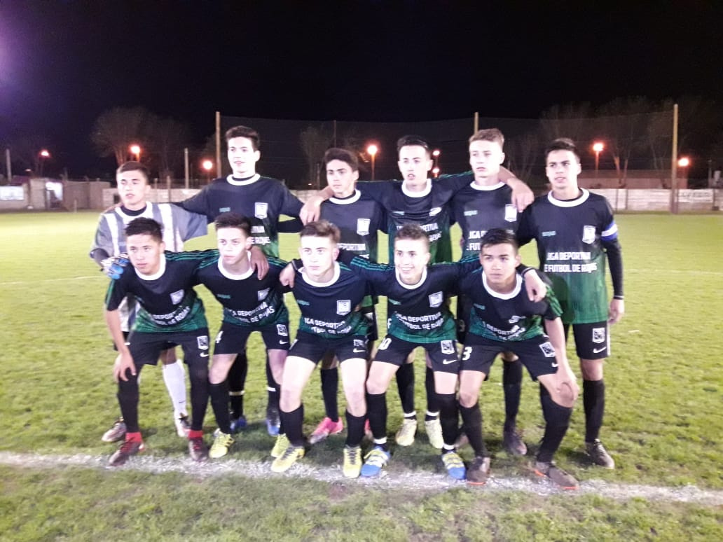 Fútbol: la selección sub 15 juega este miércoles ante Junín