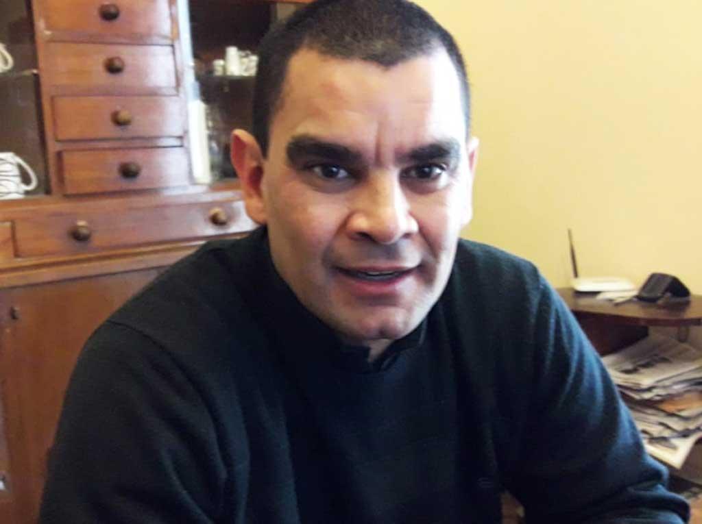 Sergio Cáceres es el nuevo sacerdote de la iglesia San Francisco de Asís
