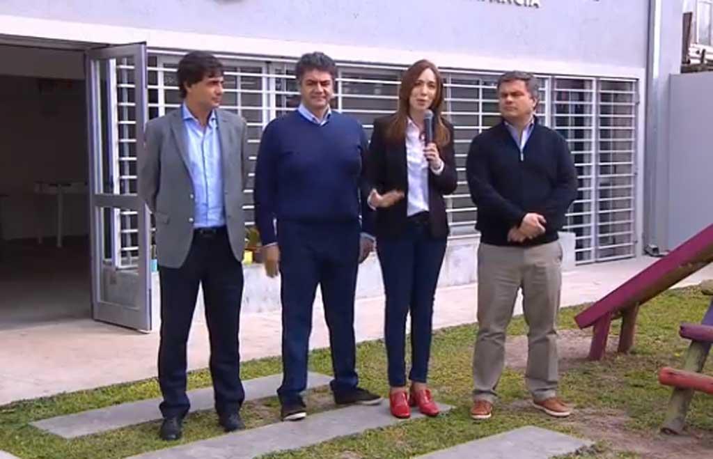 Vidal anunció mejoras en jubilaciones, asignaciones y planes sociales