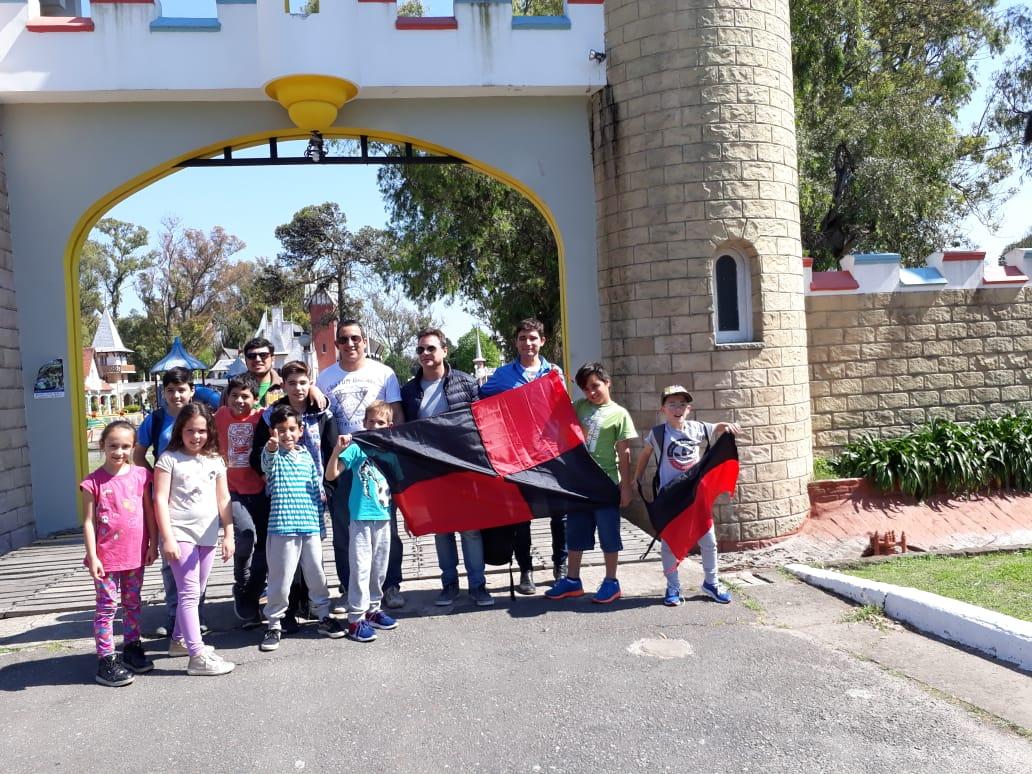 La escuela de Ajedrez participó de un torneo en la