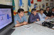 Britos destacó la baja del delito en Chivilcoy
