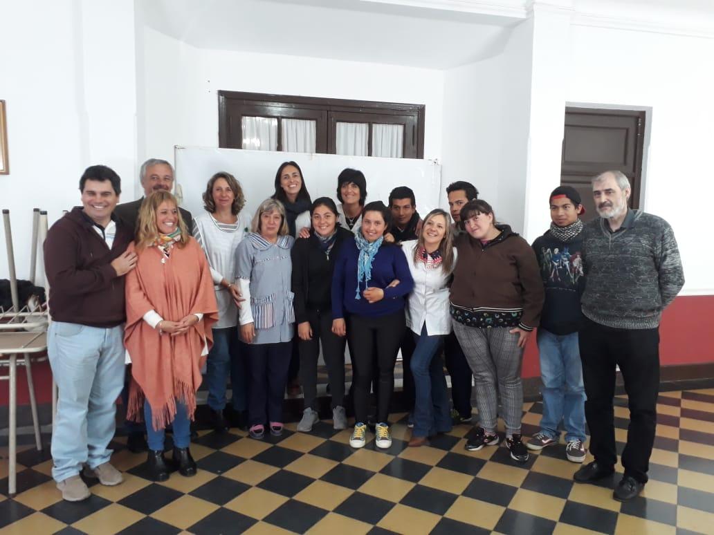 Alumnos de la Escuela Especial 501 realizaran pasantías educativas en el Jardín Maternal Municipal